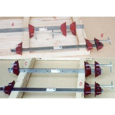 Dual Action Sash Clamps