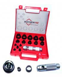 Hollow Punch Set - 16 Piece