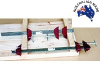 Sash Clamps - Dual Action
